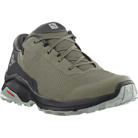 Salomon X Reveal GTX Scarpe Uomo, deep lichen green/black/aqua gray